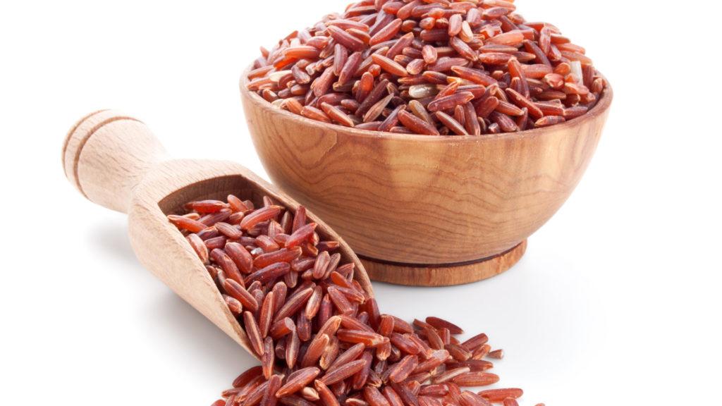 diet beras merah